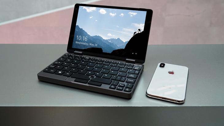 19年6月19日よりINDIEGOGOにて出資開始予定のCHUWI製のUMPC「MiniBook」のスペックを纏めてみた #CHUWI #MiniBook #UMPC