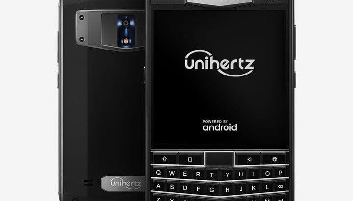 BlackBerry似の防水防塵耐衝撃に対応したSIMフリースマートフォン「Unihertz Titan」のスペック類を纏めてみた #Unihertz #Titan #スマートフォン #クラウドファンディング