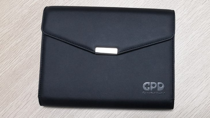 GPD P2 Max用の純正レザーケースがAliExpressに登場、約20ドルで販売中 #GPD #GPDP2Max #P2Max #UMPC #クラウドファンディング #AliExpress