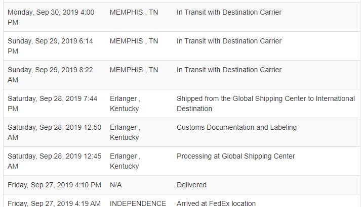 HP Z4 G4をeBayのGlobal Shipping Programを使って輸入してみた Part2 #eBay #GSP #個人輸入