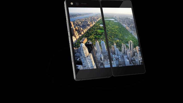 2画面でPokemon Goやドラクエウォーク、ブラウザ等を同時起動可能なデュアルディスプレイのスマートフォン「M Z-01K」の未使用品が税込み25,800円で販売中 #MZ01K #スマートフォン
