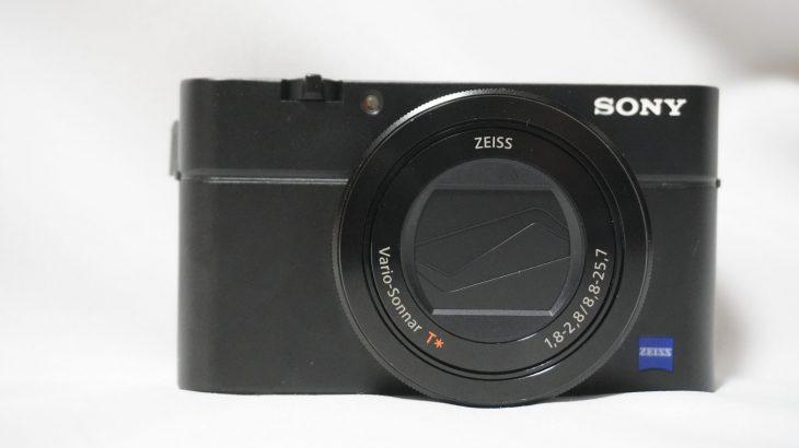SONY DSC-RX100M3を予備で購入 #SONY #RX100III #RX100M3 #カメラ