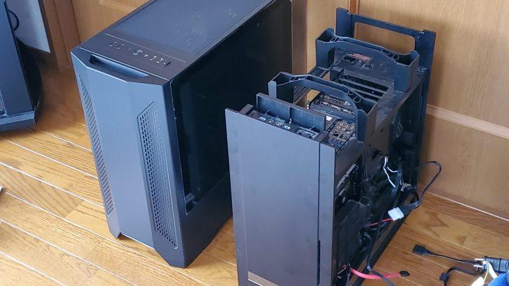 初期不良だったLIAN LI製PCケース「LANCOOL II-X」の交換品が届きました #LIANLI #Amazon #PCケース #自作PC