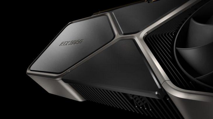 Nvidia GeForce RTX 3080 Founders Editionはそこまで大きくないのかもしれない #Nvidia #GeForce #RTX3080 #Ampere