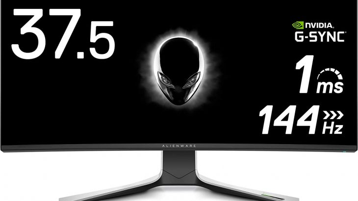 DELL Alienware AW3821DWが「現在品切れ中」表記でカート投入ができない状況に #DELL #Alienware #ディスプレイ