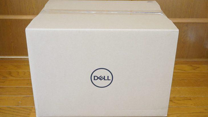 2021年4月6日注文分のDELL製のデスクトップPC「G5(5000)」が到着しました #DELL #DELLG5 #ゲーミングPC #ゲーミング