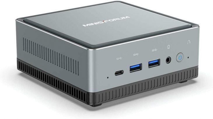4コア8スレッドCPU、eDRAM搭載Iris Plusを内蔵した超小型PC「MINISFORUM U820」をチェックする #MINISFORUM #U820 #UMPC #NUC