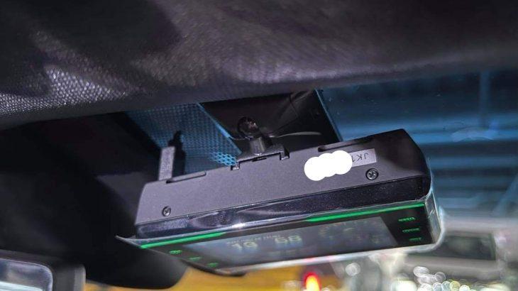 コムテック製のレーダー探知機「ZERO 708LV」でリコールが掛かっているとAmazonから連絡が来ました #コムテック #COMTEC #レー探 #レーダー探知機